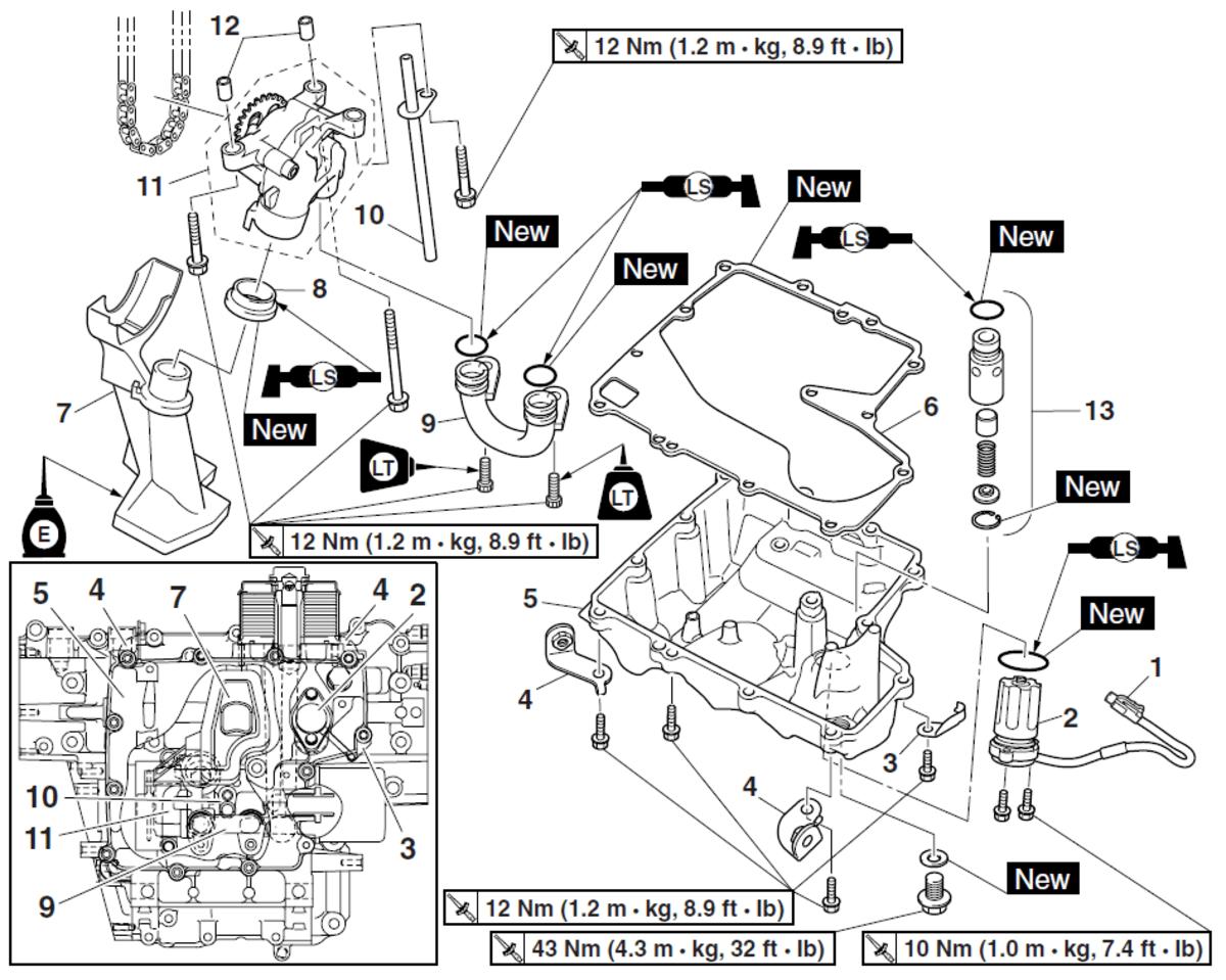 28 Yamaha R6 Parts Diagram