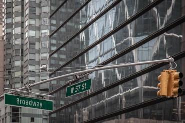 Broadway & West 57th Street