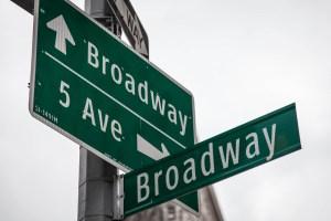 Broadway & 5th Avenue