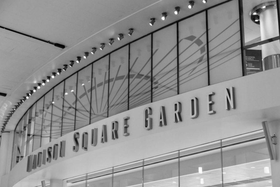 Madison Square Garden 1