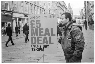 Everyday Bread + Butter, £5