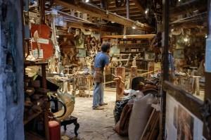 Venetian Woodworker
