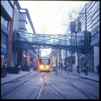 Manchester Tram #1