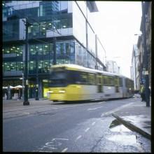 Manchester Tram #5