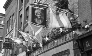 The Lower Turks Head, Manchester