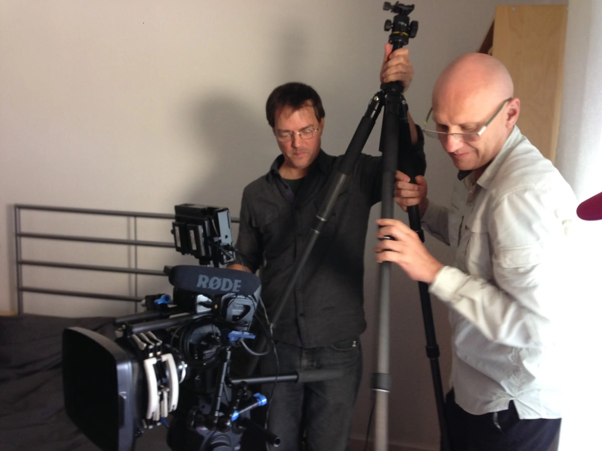 Director of Photography on the independent film set of Loneliness