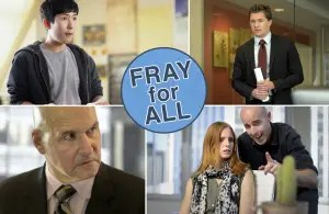 cover photo of Fray for All a comedy web series.