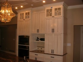 Kitchen cabinets floor to ceiling