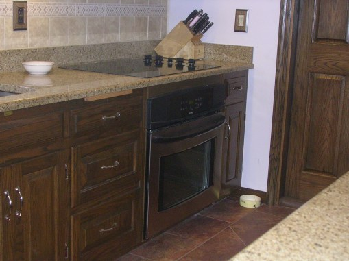 refurbished kitchen cabinet doors