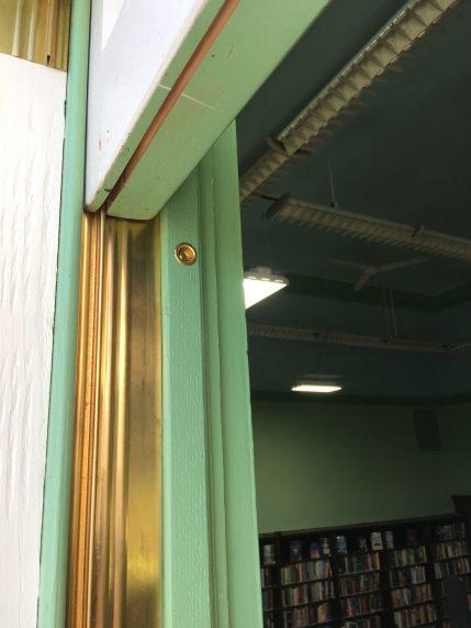 Carnegie Mellon Library Window Restoration
