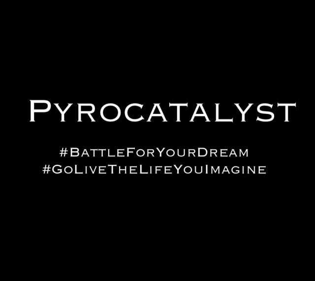 Pyrocatalyst