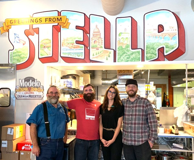 Taco Meet Aquavit - An Official 2018 Aquavit Week Event hosted by Steven Shomler