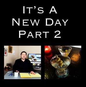 It's a New Day Part 2 - On An Epic Journey