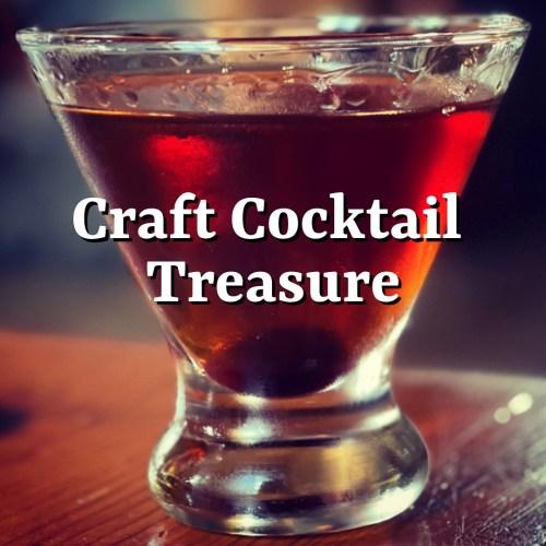 Craft Cocktail Treasure -