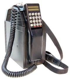 1980s Radio Shack phone