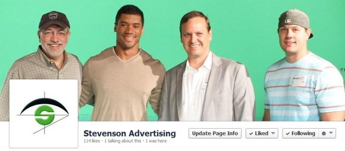 Stevenson Facebook Account Banner