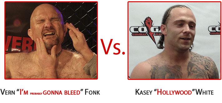 Vern Fonk vs. Kasey White