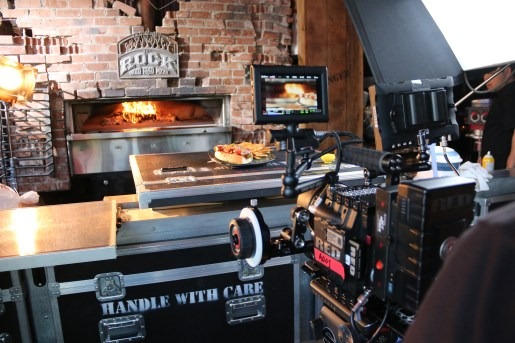 Video Shoot w/ Rock Wood Fired Pizza Kitchen
