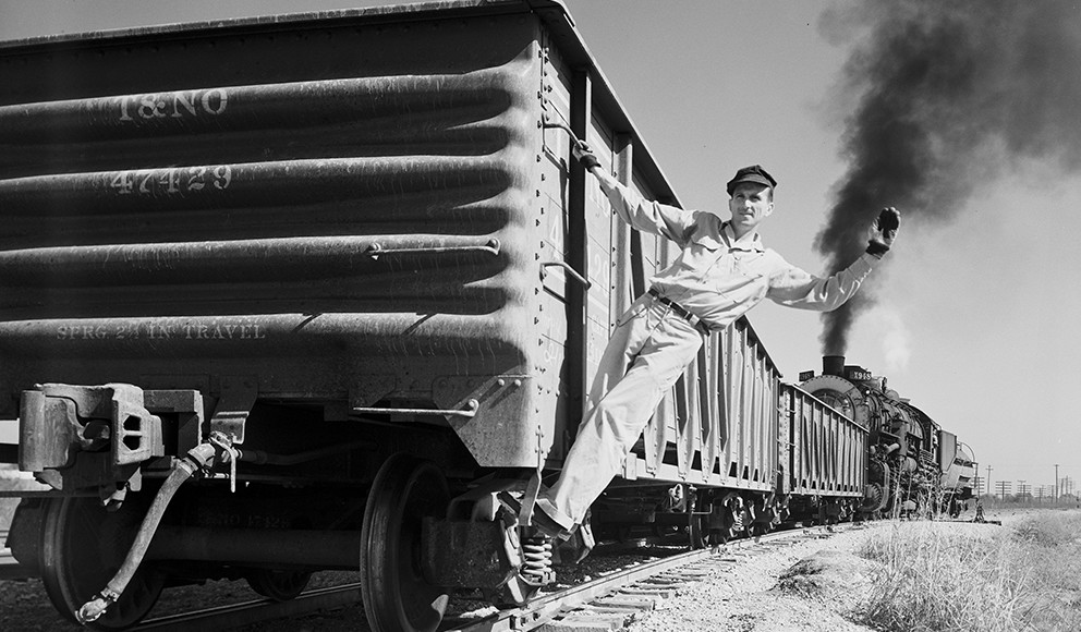fast train performance