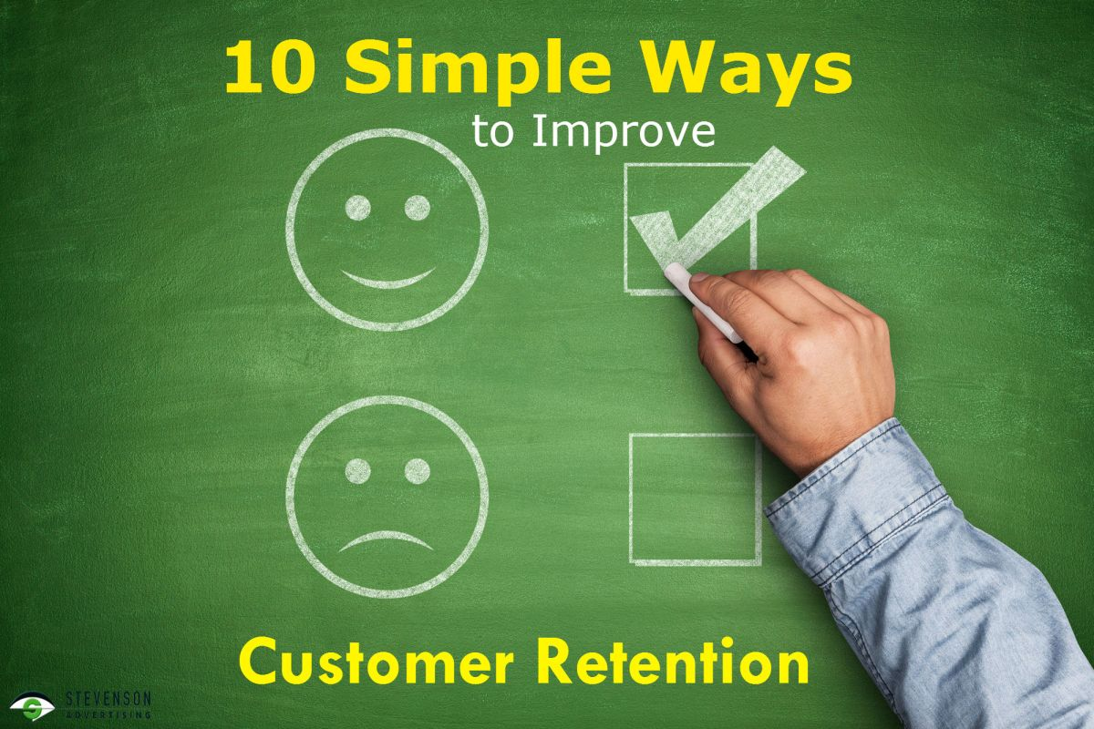 improve customer retention with marketing