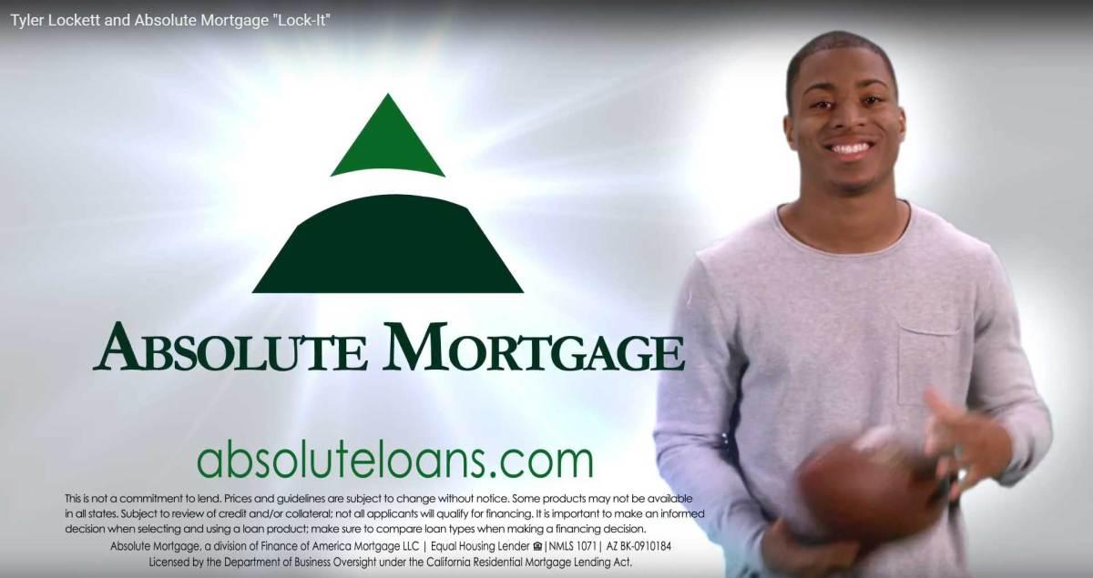 Tyler Lockett Absolute Mortgage Lock-It