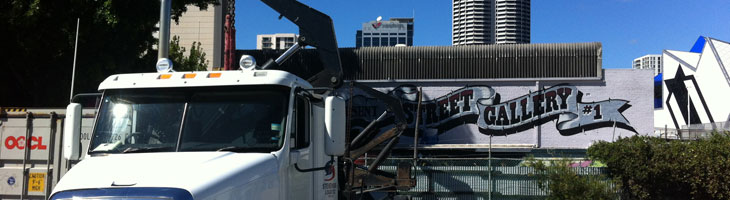 Container Delivery Perth