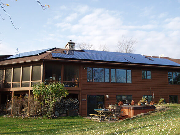 Residential solar panels Residential Solar Panels In Wausau