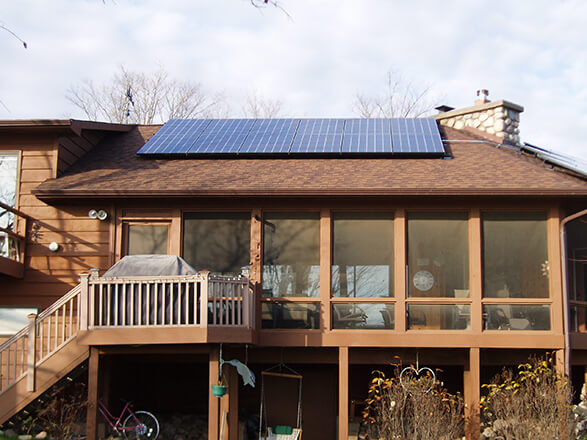 Residential solar panels Solar Panels In Portage County
