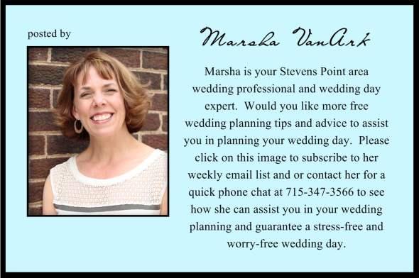 Stevens Point Wedding Planner