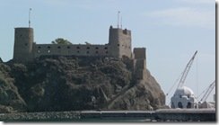 One of the old Forts
