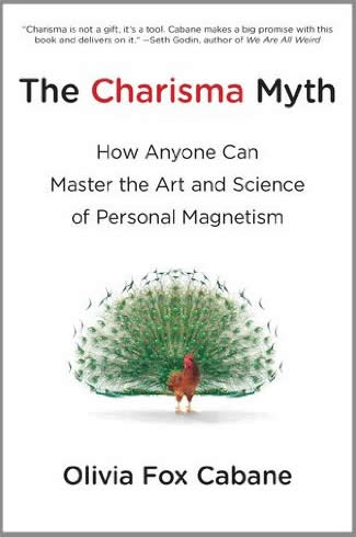 charisma myth book cover