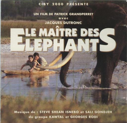 BOF Le Maitre des Elephants (OST)
