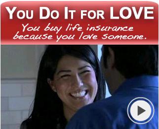 Life Insurance Video - Start Page