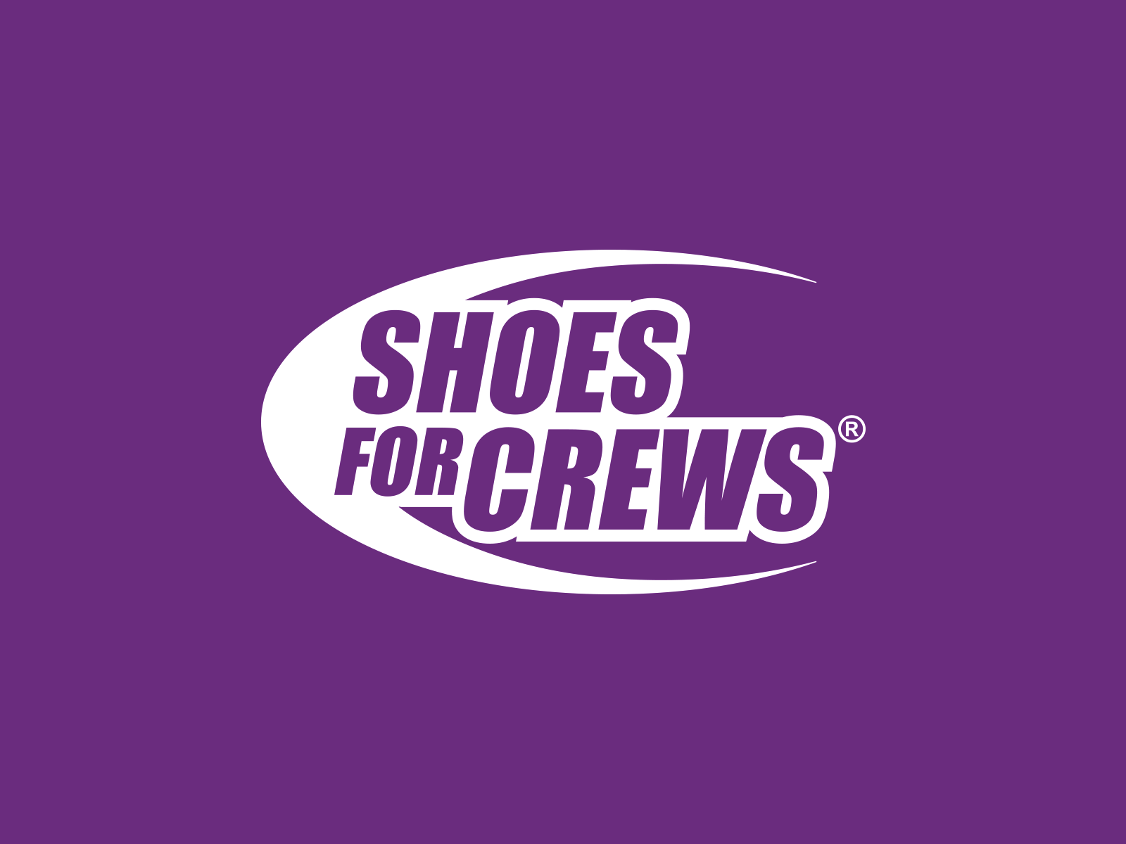 Shoes For Crews identity design - Portfolio of Steve Shreve