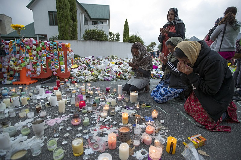 New Zealand shooting highlights need for dialogue -KPBS