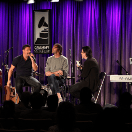 Dirty Vegas performance at The Grammy Museum LA