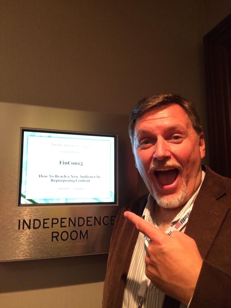 FinCon15 Speaker - Steve Stewart