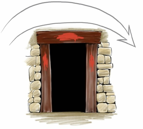passover door  sc 1 st  Steve Thomason & Luther\u0027s Small Catechism | Steve Thomason