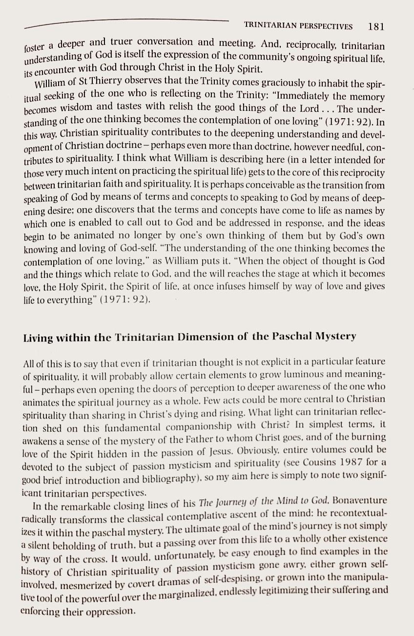 A Trinitarian Perspective 05