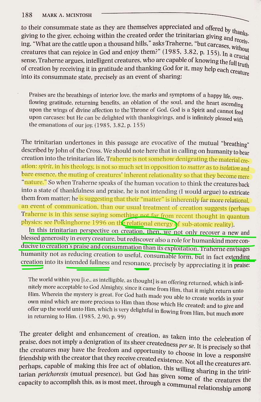 A Trinitarian Perspective 12
