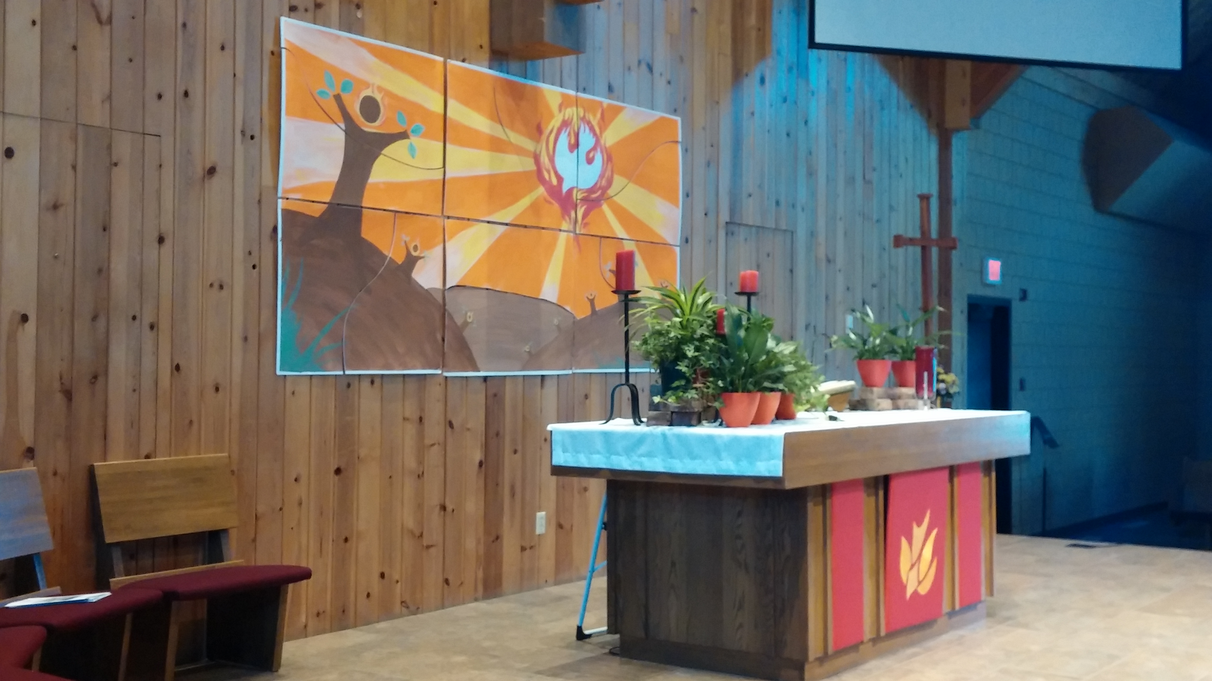 Pentecost painting 3