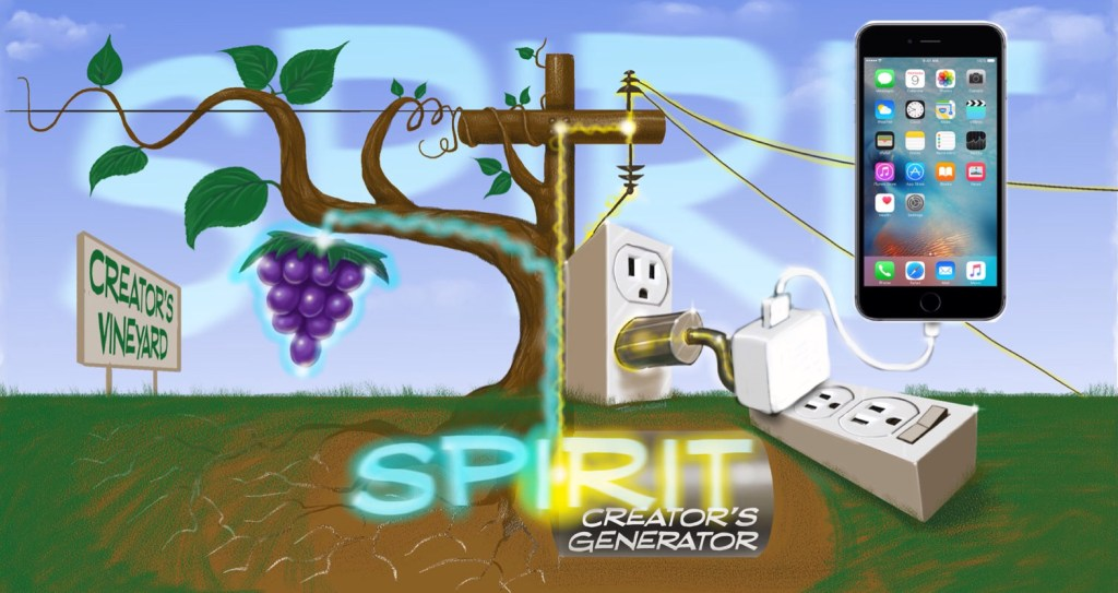 The Vine and the Power Grid