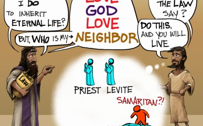 "The ""Good"" Samaritan? 