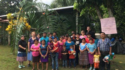Guatemala 2017 congregation
