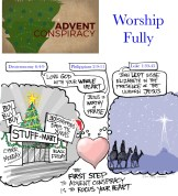 Advent Conspiracy Worship Fully