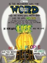 John 1:1-4, 14