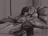 lona reclining