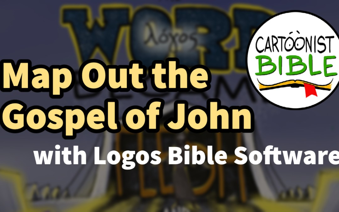 Getting Ramped up to Study the Gospel of John