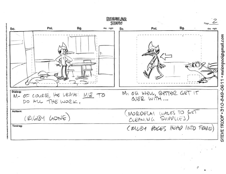 Sequence 1 - Page 2