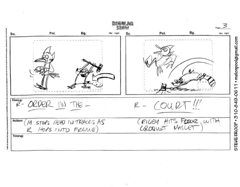 Sequence 1 - Page 3